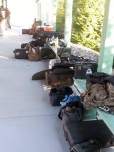 Lots of gear!