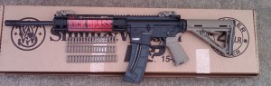 Smith & Wesson M&P 15-22 MOE