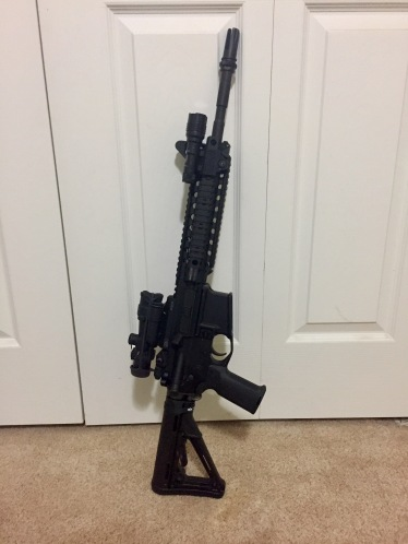 """Backup"" Carbine w/ ACOG TA02"