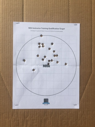 NRA Instructor a