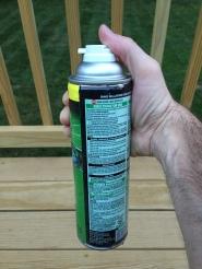 Wasp spray01