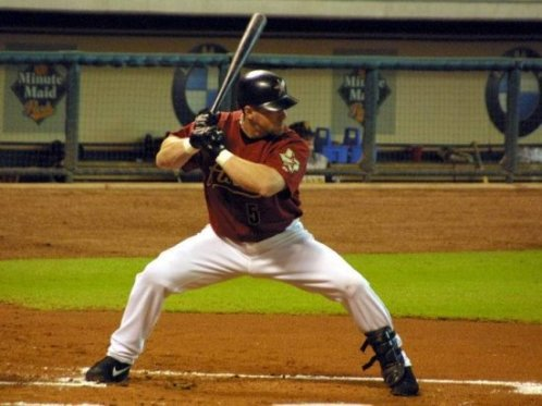Jeff Bagwell batting stance