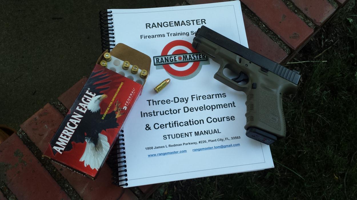 Aar Rangemaster Tom Givens Three Day Firearms Instructor