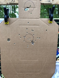 15 yards, Vang Comp