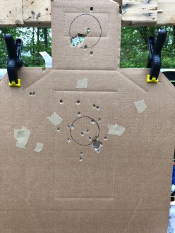 25 yards, Vang Comp