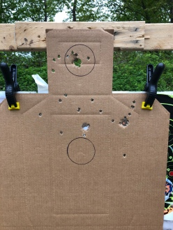 15 yards, IC choke