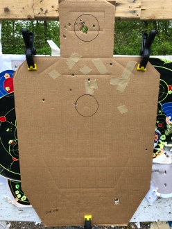 25 yards, IC choke