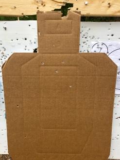 Shotgun Patterning, Part 7: SlapShot Home Defense High